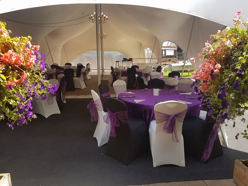 Espree Marquee Hire Inverness