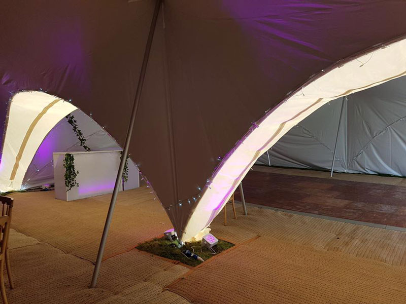 Espree Marquee Hire Edinburgh
