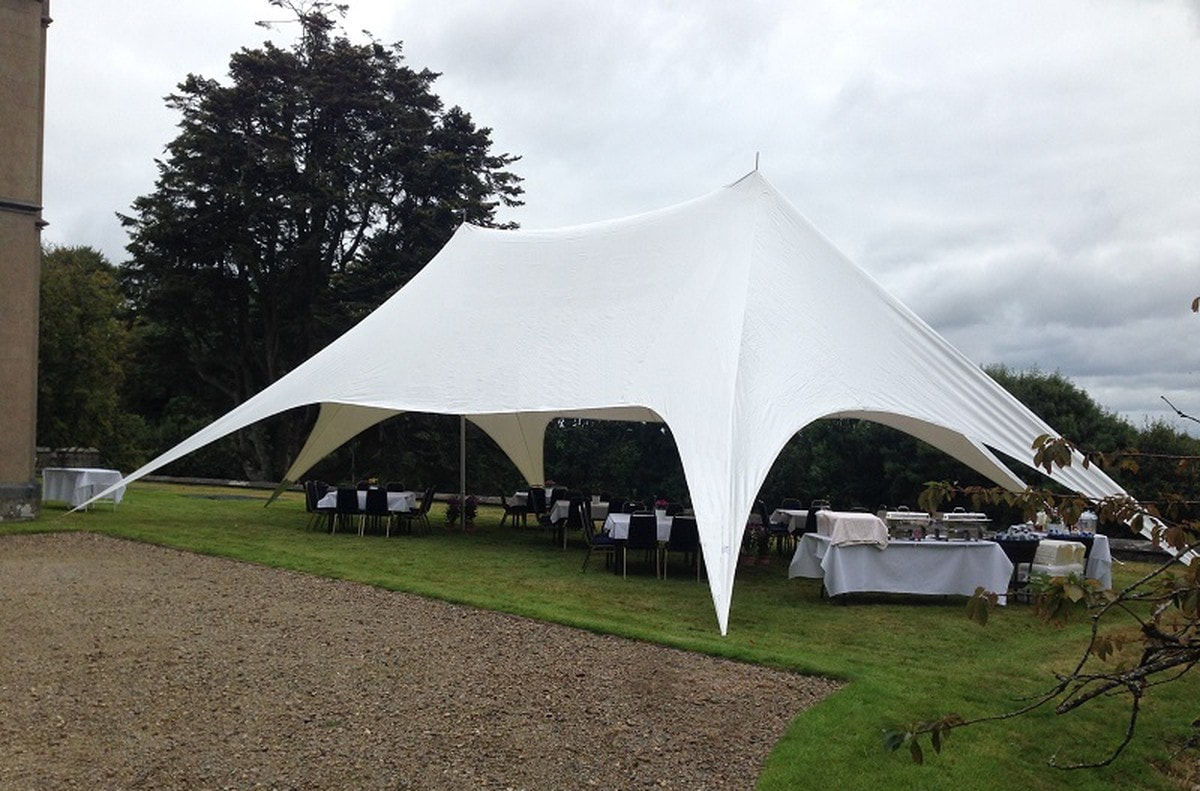 Twin Star Marquee Hire Glasgow